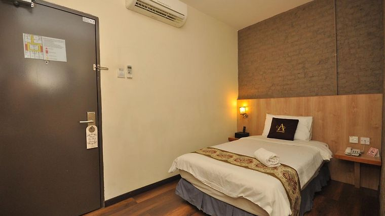 ART COTTAGE HOTEL IPOH 2* (Malaysia) - from US$ 33 | BOOKED