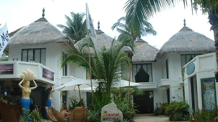 The Boracay Beach Resort Exterior Hotel information