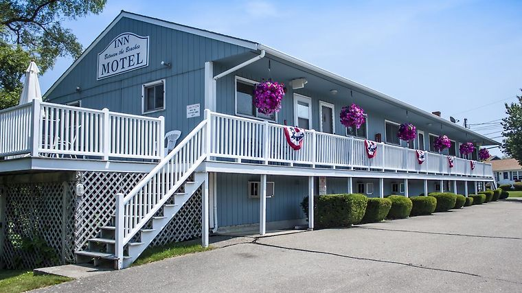 HOTEL INN BETWEEN THE BEACHES & VILLAGER YORK, ME 3* (United States ...