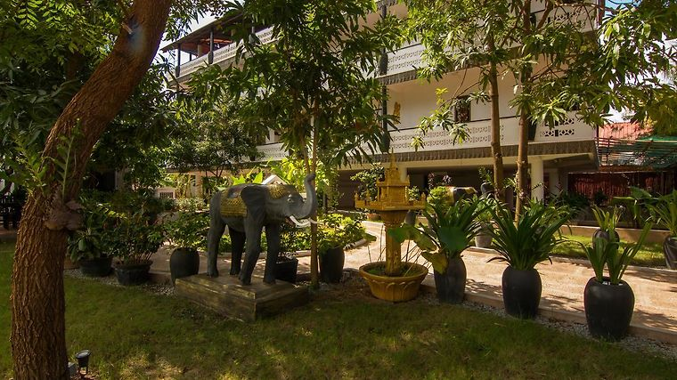 °HOTEL BAMBOO GARDEN BOUTIQUE SIEM REAP 2* (Cambodia)   From US$ 8   BOOKED