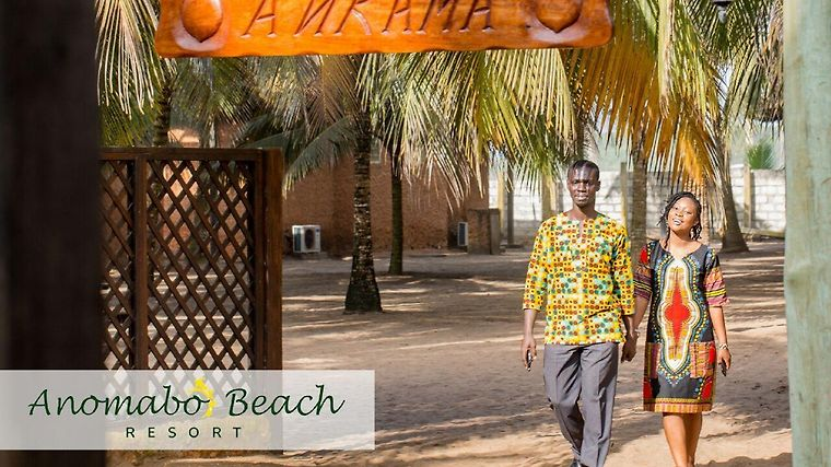 Hotel Anomabo Beach Resort Anomabu 2 Ghana From Us 215 Booked