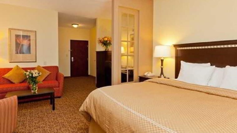 Comfort Suites Pearland - South Houston Room