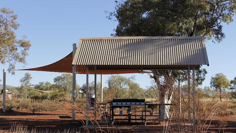 Karijini Eco Retreat. Exterior Hotel information