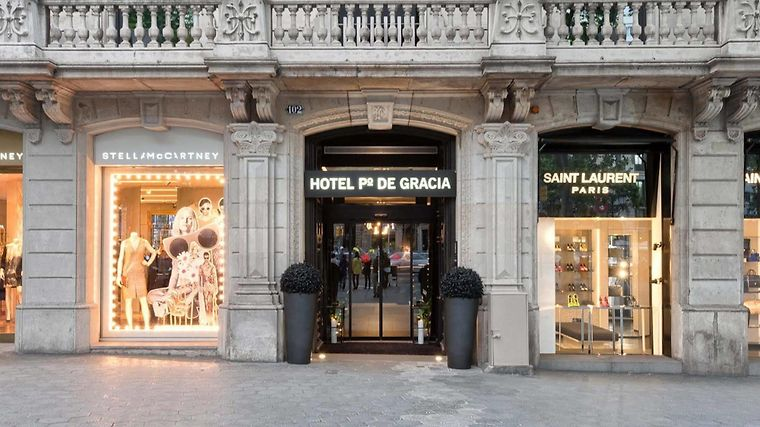 Hotel Paseo De Gracia Barcelona 4 Spain From Us 116 Booked
