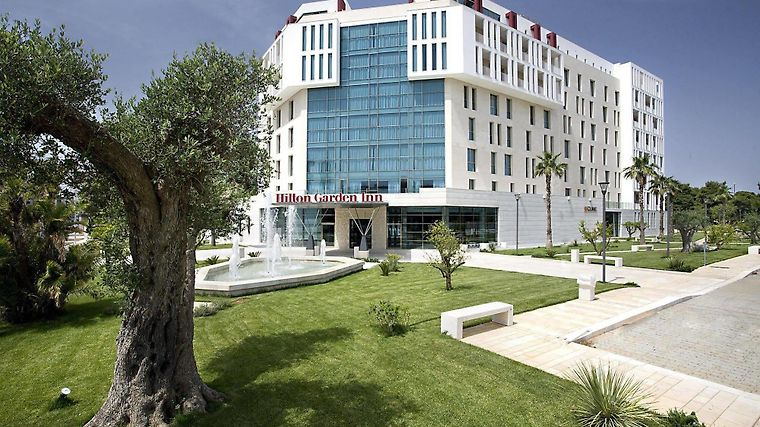 HOTEL HILTON GARDEN INN LECCE 4* (Italy) - from US$ 107 | BOOKED