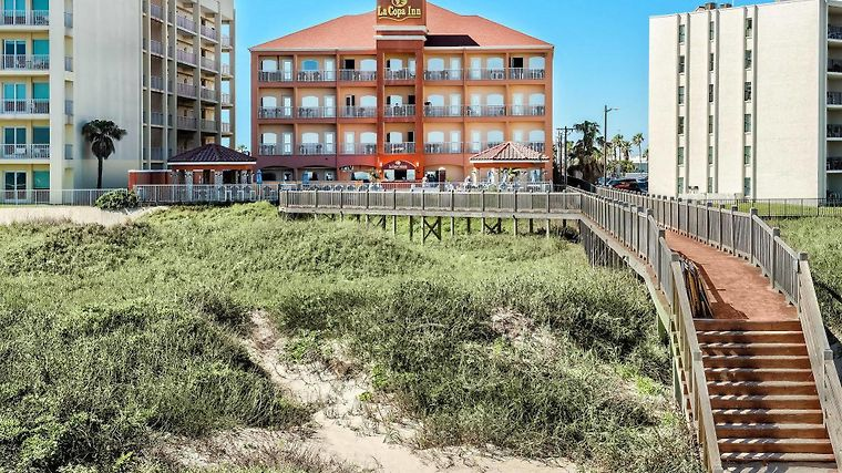 La Copa Inn Beach Hotel South Padre Island Tx  United States From Us  Booked