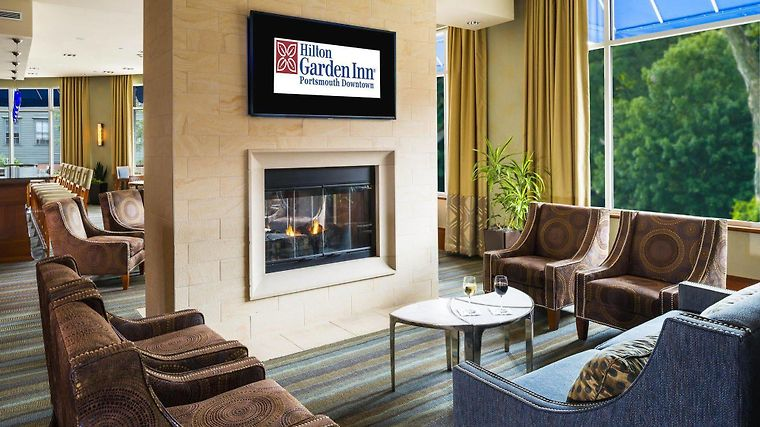 °HOTEL HILTON GARDEN INN PORTSMOUTH DOWNTOWN PORTSMOUTH, NH 3* (United  States)   From US$ 298 | BOOKED