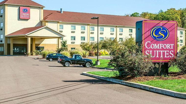 HOTEL COMFORT SUITES BLOOMSBURG, PA 3* (United States) - from US ...