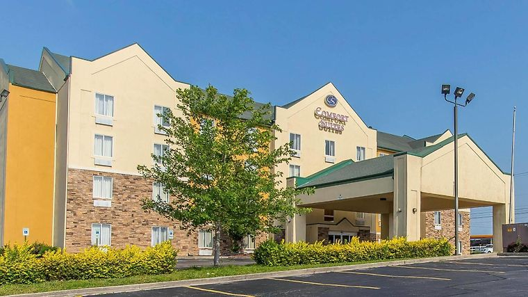 HOTEL COMFORT SUITES RICHMOND, KY 2* (United States) - from