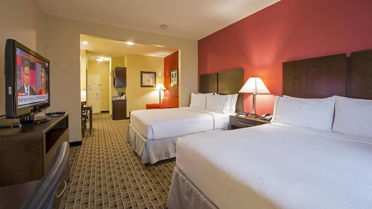 HOTEL HOLIDAY INN EXPRESS HOUSTON SPACE CENTER-CLEAR LAKE WEBSTER ...