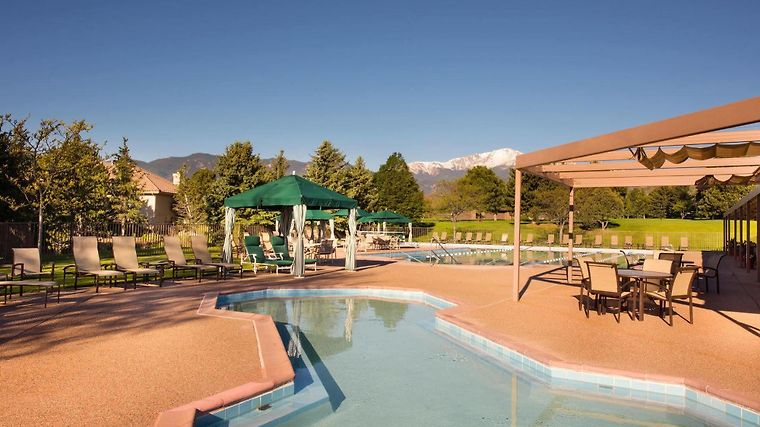 °HOTEL GARDEN OF THE GODS CLUB AND RESORT COLORADO SPRINGS, CO 3* (United  States)   From £ 336 | HOTELMIX