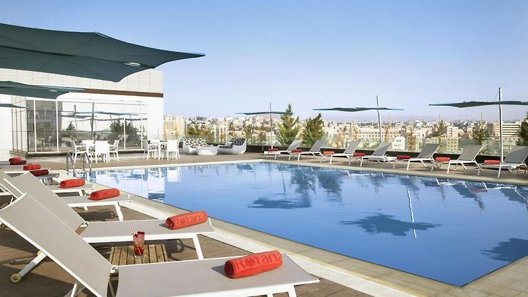 Hotel The Boulevard Arjaan By Rotana Amman 5 Jordan From C 662 Ibooked