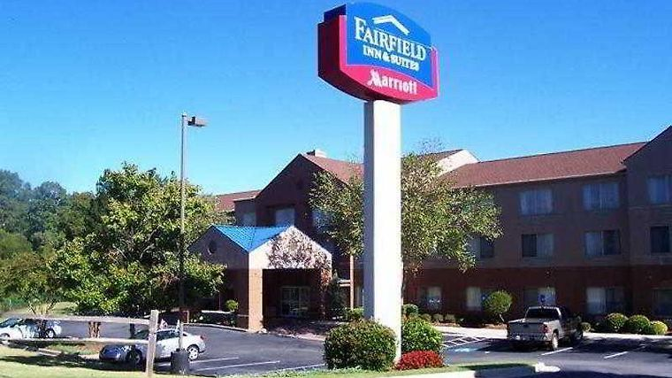 Fairfield Inn & Suites Macon Exterior
