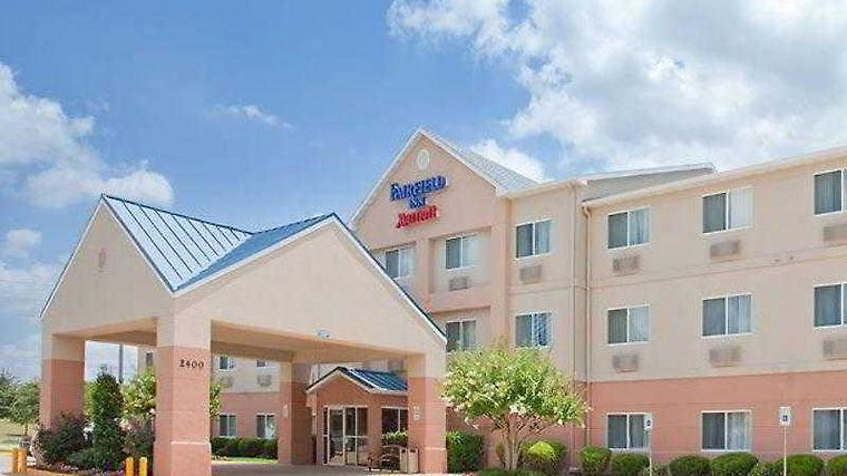 Fairfield Inn Houston Westchase Exterior