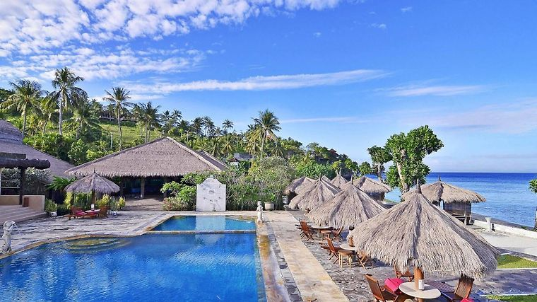 Hotel Pacific Beach Cottages Lombok Senggigi 3 Indonesia From Us 46 Booked