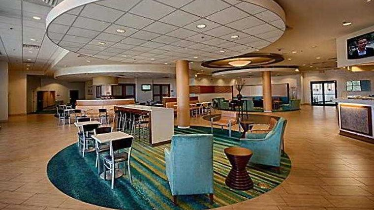 Springhill Suites Lawrence Interior