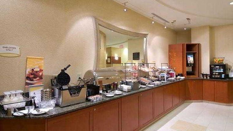 Springhill Suites Norfolk Old Dominion University photos Restaurant