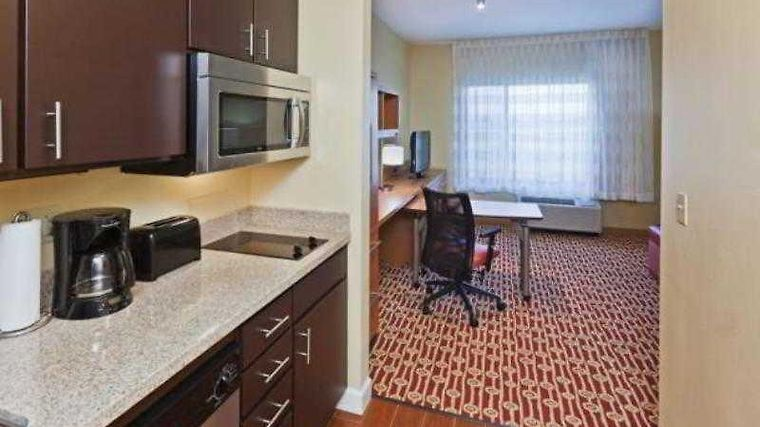 Towneplace Suites Tulsa North/Owasso Room