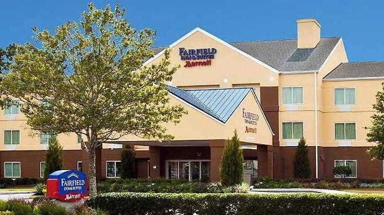 Fairfield Inn & Suites Savannah Airport Exterior