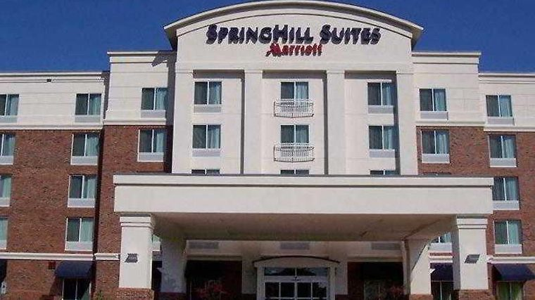 Springhill Suites Charlotte Lake Norman/Mooresville Exterior