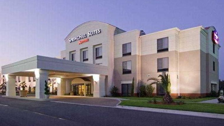 Springhill Suites Savannah I-95 South Exterior