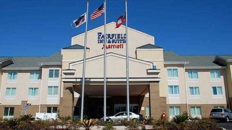 Fairfield Inn & Suites Hinesville Fort Stewart Exterior