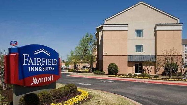 Fairfield Inn & Suites Bentonv Exterior