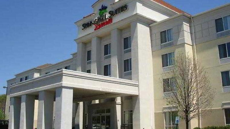 Springhill Suites Pittsburgh Monroeville Exterior