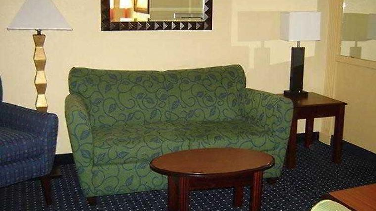 Springhill Suites Baton Rouge South Room