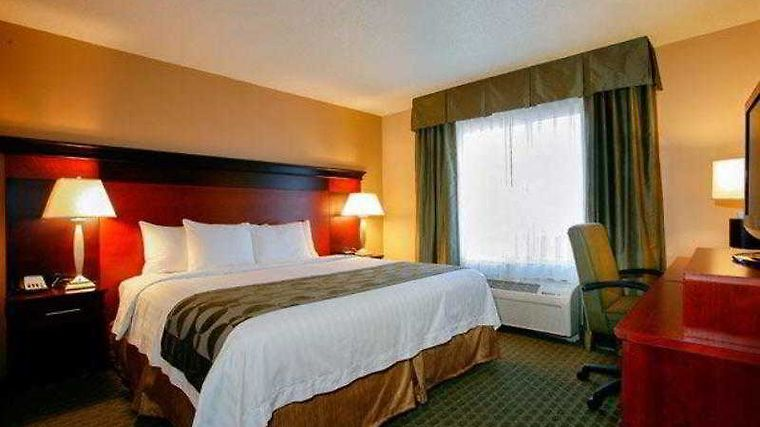 Fairfield Inn & Suites Detroit Livonia Room