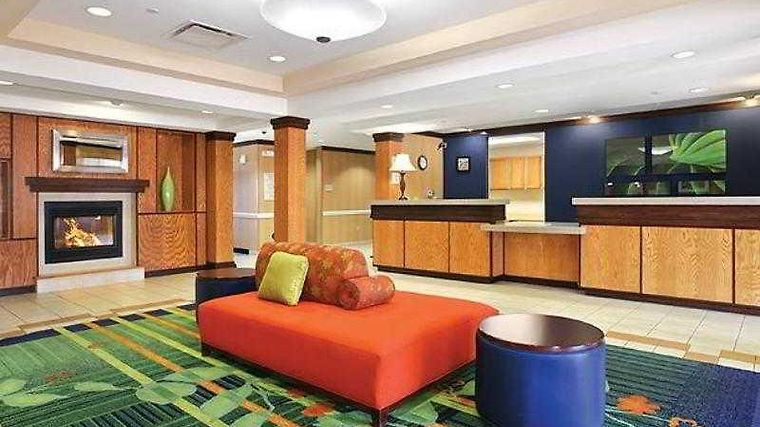 Fairfield Inn & Suites Akron South Interior