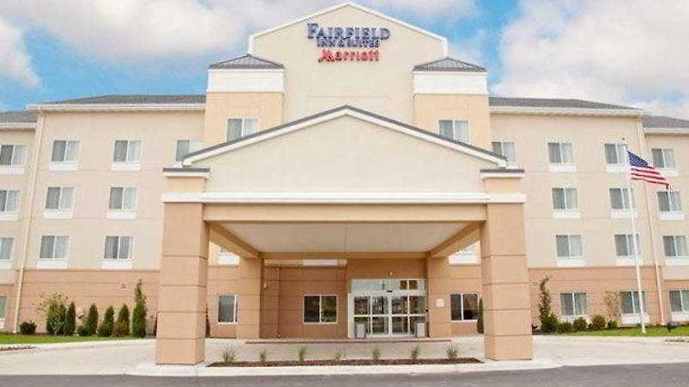 Fairfield Inn & Suites Peoria East Exterior