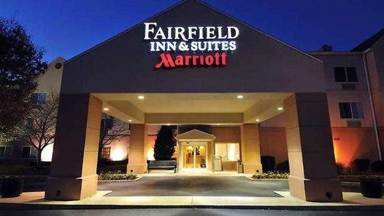 Fairfield Inn & Suites Frederick Exterior