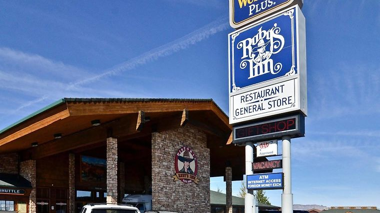 Hotel Best Western Plus Ruby S Inn Bryce Canyon City Ut 3 United States From Us 117 Booked