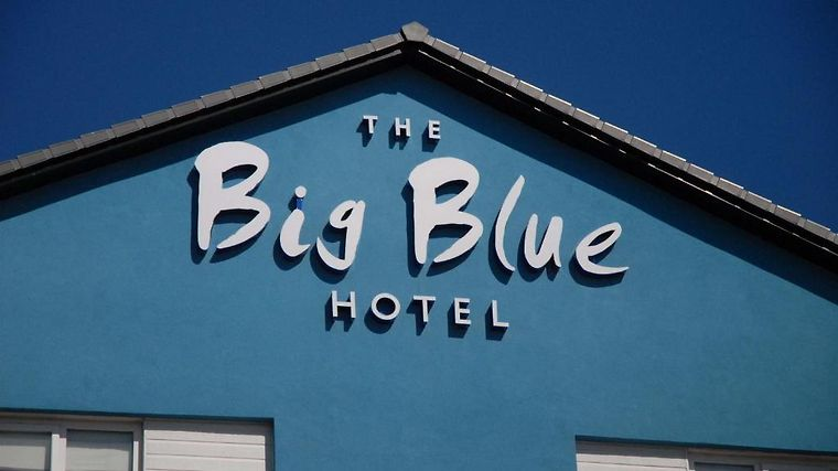 The Big Blue Hotel photos Exterior The Big Blue Hotel - Blackpool Pleasure Beach