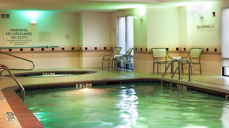 HOTEL SPRINGHILL SUITES BY MARRIOTT DALLAS DFW AIRPORT N/GRAPEVINE ...