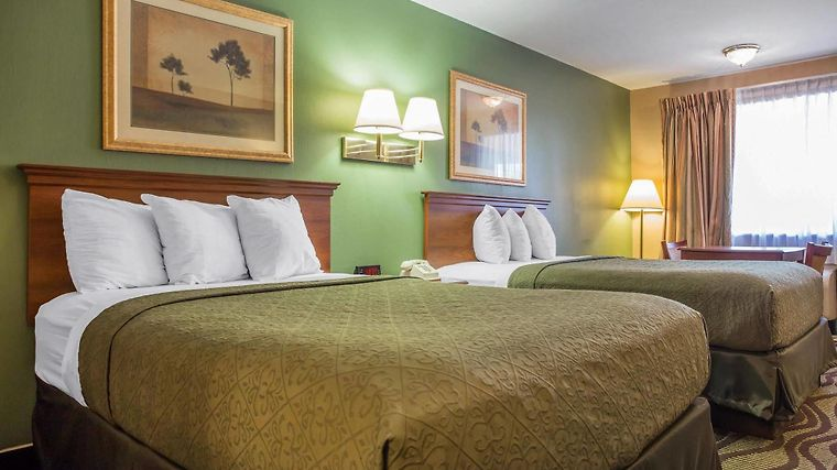 HOTEL QUALITY INN KENNESAW, GA 2* (United States) - from US$ 95   BOOKED