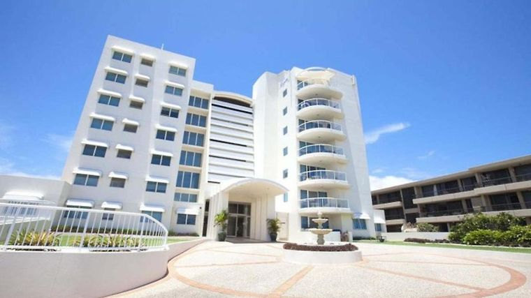 Regency On The Beach Gold Coast Exterior Hotel information