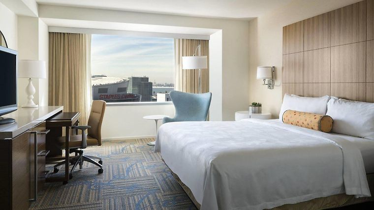 HOTEL JW MARRIOTT LOS ANGELES L.A. LIVE LOS ANGELES, CA 3* (United ...