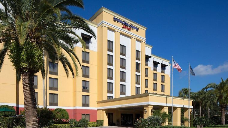 °HOTEL SPRINGHILL SUITES TAMPA WESTSHORE AIRPORT TAMPA, FL 3* (United States) - from US$ 142   BOOKED