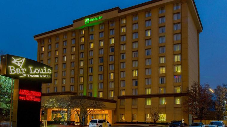 Hotel Holiday Inn Chicago O Hare Il 3 United States From Us 148 Booked
