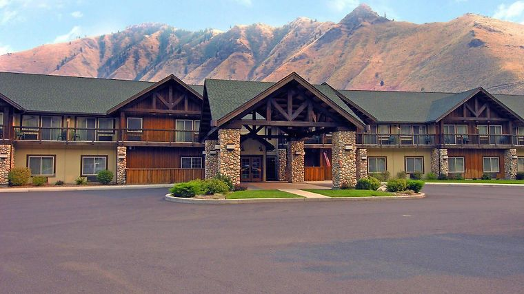 Hotel Best Western Salmon Rapids Lodge Riggins Id 3 United States From Us 124 Booked