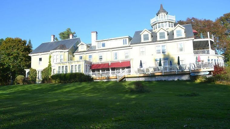 HOTEL CAPTAIN A V NICKELS INN SEARSPORT, ME 4* (United States ...