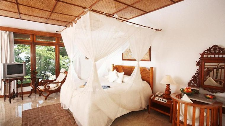Suite Bali Royal Exterior Room information