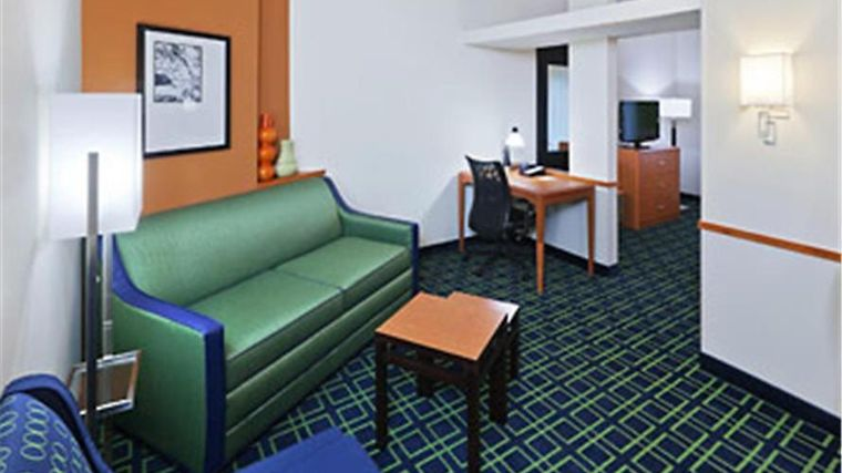Fairfield Inn & Suites Tulsa Southeast/Crossroads Village Room