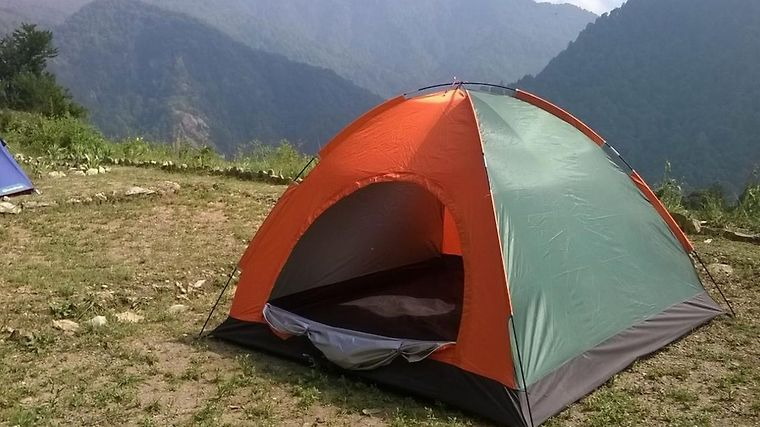 c8bffd08f8a °TENT STAY WITH A HILLY VIEW IN NAINITAL