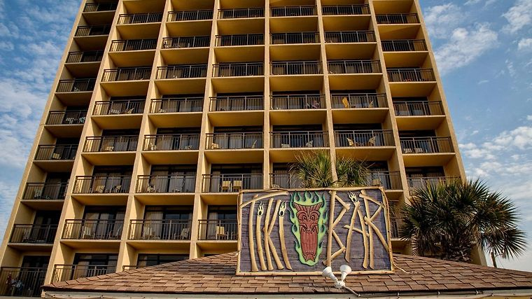 Hotel Best Western Ocean Sands Beach Resort North Myrtle Sc 2 United States From Us 109 Booked