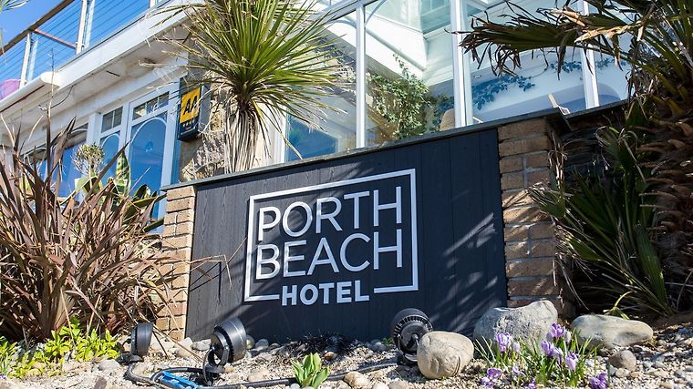 PORTH BEACH HOTEL NEWQUAY (CORNWALL) (United Kingdom) - from