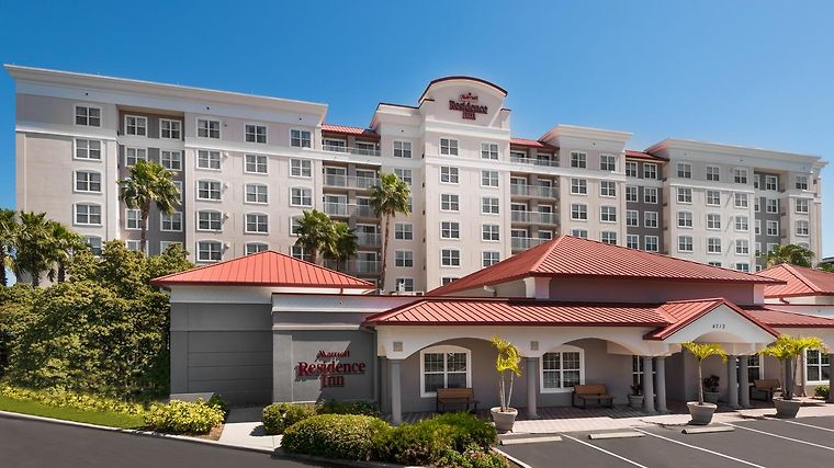 °HOTEL RESIDENCE INN BY MARRIOTT TAMPA WESTSHORE/AIRPORT TAMPA, FL 3* (United States) - from £ 144   HOTELMIX