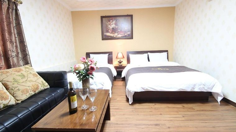 Paradise Guest House Room